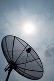 Спутниковая антенна-тарелка 2 Стоковые Изображения RF