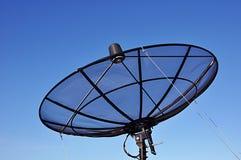 Спутниковая антенна-тарелка Стоковая Фотография