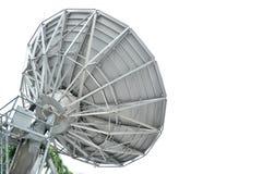 Спутниковая антенна-тарелка Стоковые Фотографии RF