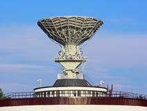 спутник антенны Стоковые Изображения RF