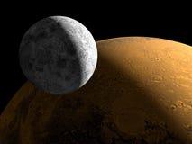 спутник планеты Стоковые Изображения