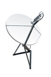 спутник тарелки антенны Стоковые Фото
