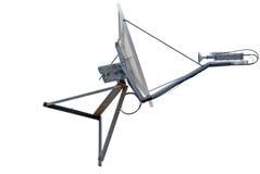 спутник тарелки антенны Стоковые Изображения RF