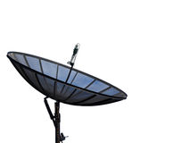 спутник тарелки Стоковые Изображения RF