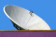 спутник тарелки стоковое фото rf