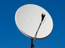 спутник тарелки Стоковая Фотография