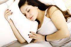 Спящие Стоковая Фотография