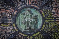 Сплавьте стробы дворца мира в Гааге Стоковые Изображения
