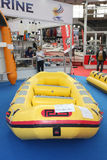 Сплавлять шлюпку на ярмарке Белграда морской Стоковое Изображение