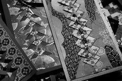 Сплетенная бумага Стоковая Фотография RF