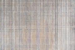 Сплетенные предпосылка и текстура ткани Стоковая Фотография RF