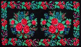 Сплетенный ковер Стоковые Фотографии RF