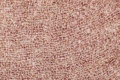 Сплетенный крупный план ткани стоковое фото rf