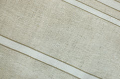 Сплетенный холст с естественными картинами Стоковые Фотографии RF