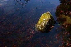 Сработанность воды и камней Стоковая Фотография
