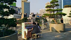 Сработанность города стоковая фотография rf