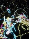 Сражение Звездных войн Стоковые Изображения RF
