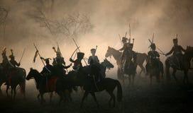 сражение 2009 austerlitz Стоковая Фотография