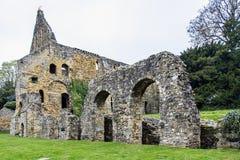 Сражение, Hastings, восточное Сассекс, Англия, Великобритания Стоковое Изображение RF