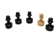 сразите шахмат Стоковое Фото