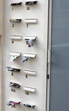 сразу почта letterbox Стоковые Изображения