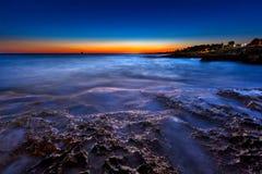 Средиземное море, Paphos, Кипр Стоковое фото RF