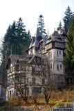 Средневековая дом стоковая фотография rf
