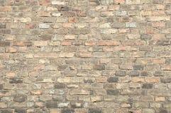 средневековая стена Стоковые Фото