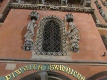 Средневековая харчевня пива в Wroclaw, Польше стоковые фотографии rf