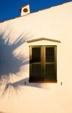 среднеземноморская вилла Стоковые Изображения