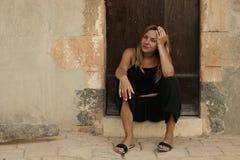 среднеземноморская каникула Стоковое Изображение