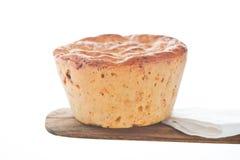 среднеземноморское хлеба домодельное Стоковое Изображение RF