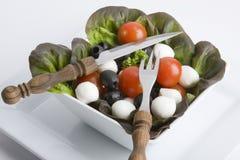 Среднеземноморской салат Стоковое Изображение RF