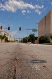 средняя улица Стоковое фото RF