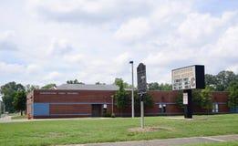 Средняя школа Covington, Covington Теннесси Стоковые Фото