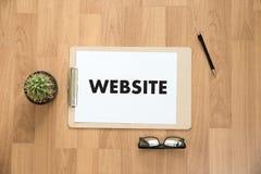 Средства массовой информации WW программного обеспечения чертежа эскиза плана деятельности вебсайта дизайнерские Стоковые Фотографии RF
