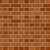 Средств английская кирпичная стена Стоковое Фото