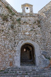 Средневековая архитектура Стоковое Изображение