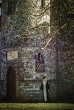 Средневековая женщина стоковые изображения rf