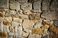 Средневековая каменная работа Стоковые Фото