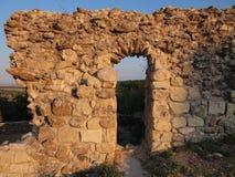 Средневековая крепость Mezek (Болгария) Стоковая Фотография RF