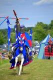 Средневековая слава рыцаря Стоковая Фотография RF