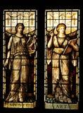 Средневековое искусство Стоковое Изображение RF