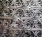 Средневековое серебряное искусство Стоковые Фото