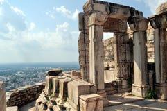 Средневековое Ruins_2 стоковое изображение