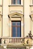 Средневековые детали дома стоковые изображения rf