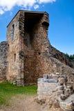 средневековые руины Стоковое Фото