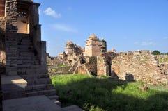 средневековые руины стоковое изображение rf