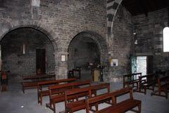 Средневековые церков St Peter Стоковое Изображение RF