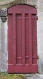 Средневековый вход замка Стоковые Изображения RF